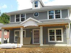 Image Result For Mastic Victorian Gray Siding