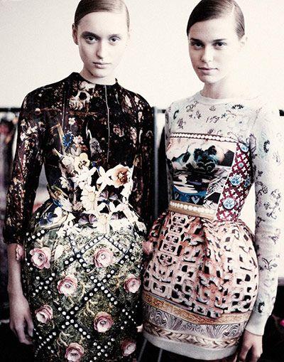London Fashion Week Top 10 In Pictures Fashion Greek Fashion Fashion Prints