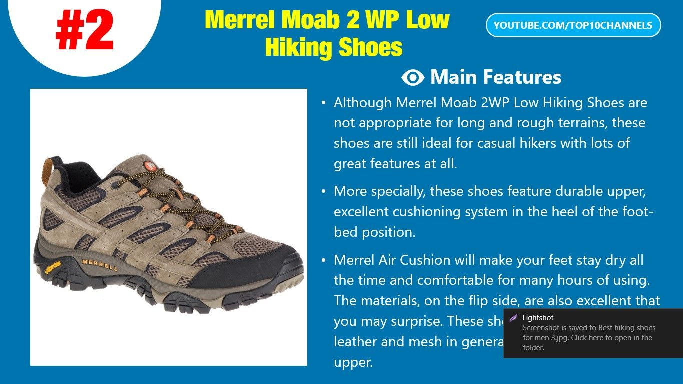 21f10daab9c BEST HIKING SHOES FOR MEN 2018 REVIEWS. Best hiking shoes for men. Best  hiking