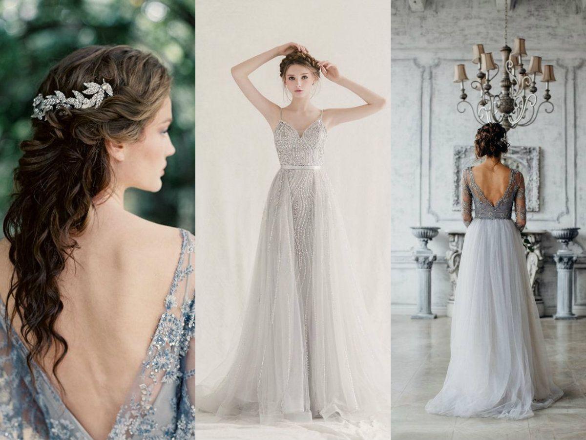 remarkable-silver-wedding-theme-ideas-1 | Wedding | Pinterest ...