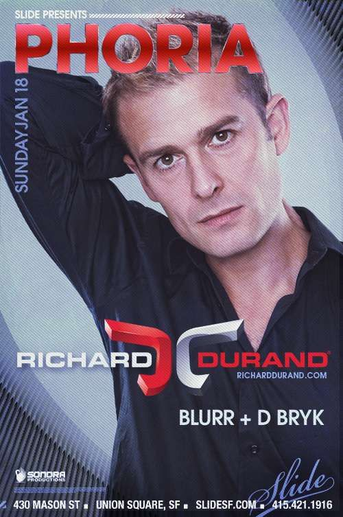 Slide & Phoria Present  RICHARD DURAND