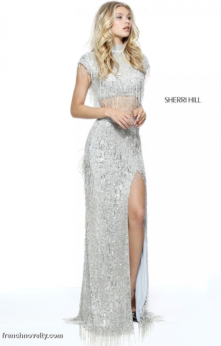 sherri hill klänning