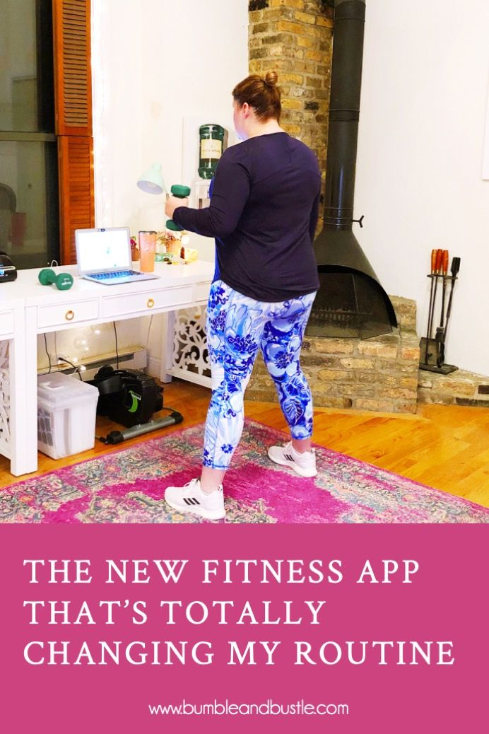 Obé Fitness The New Workout App I'm Loving in 2020