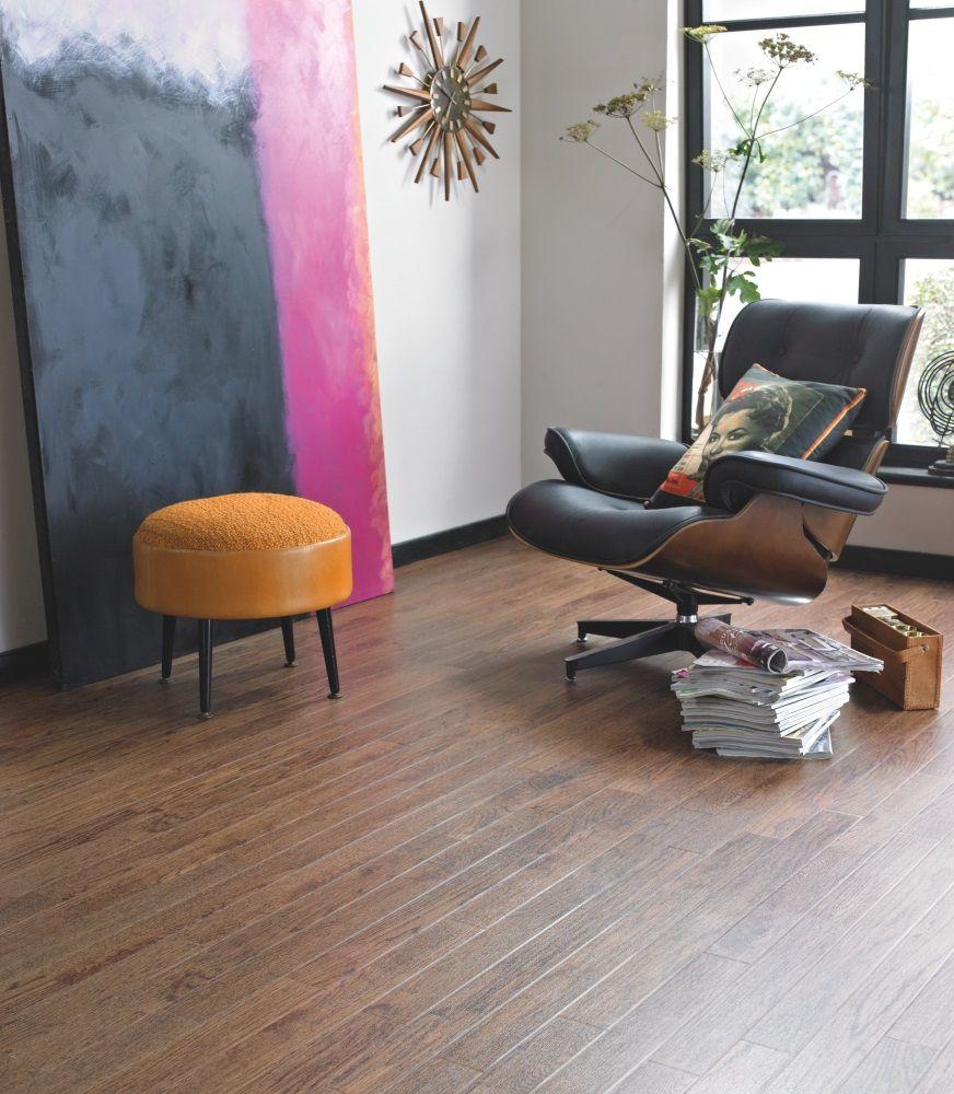 Classic Modern Living room flooring, Vinyl flooring