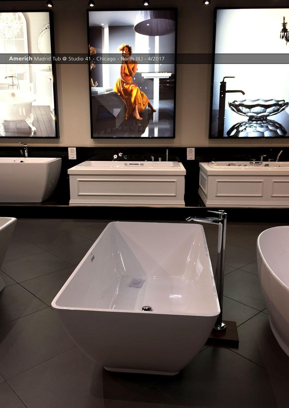Americh Madrid Tub Studio 41 Chicago North Il 4 2017 House Design Home Design