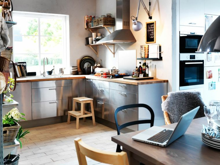 Vuoi toccare con mano e vedere da vicino la venatura del legno,. Mobili Da Cucina Ikea Idee Ispirazione Arredamento Fai Da Te Cucina Ikea Idee Cucina Ikea Ikea