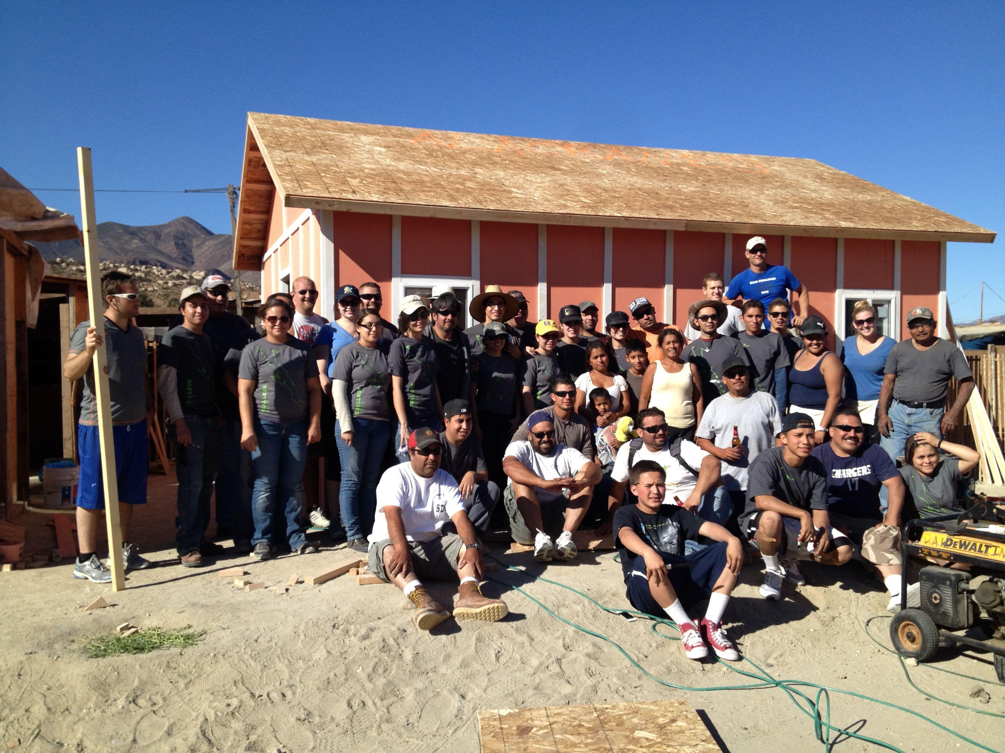 Baja challenge 2013 was a huge success