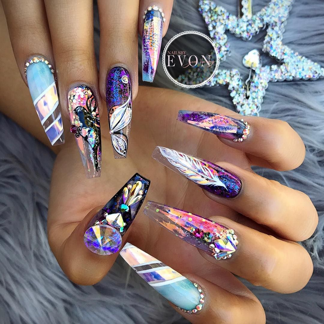 ❥ pinterest | stacey_belle | Nails | Pinterest | Makeup and Beauty ...