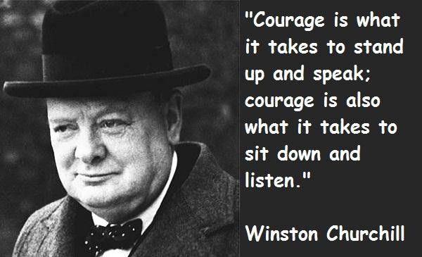 Winston Churchill Famous Quotes Winston churchill famous quotes 5 | Sooo true! : / | Pinterest  Winston Churchill Famous Quotes