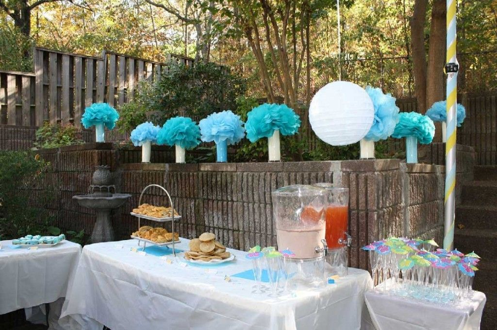 baby shower decorations for boys babyshower1