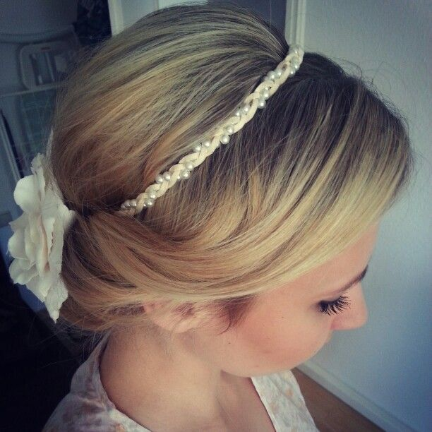 Simple Up-Do Hairstyle | Hair styles
