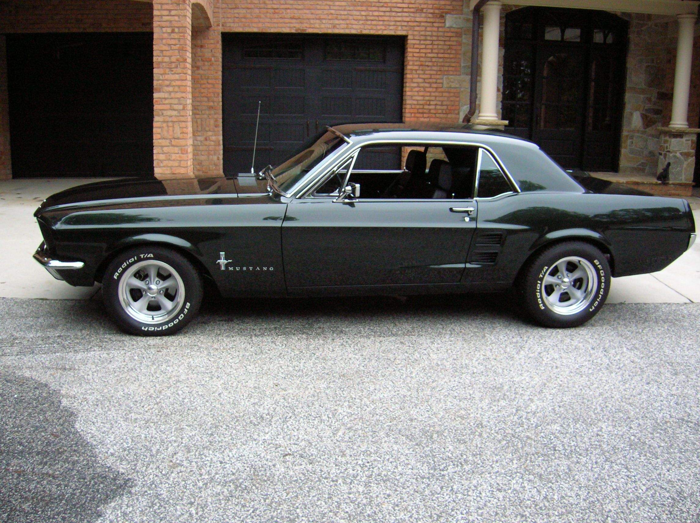1967 Mustang Coupe Resto-Mod *** SALE PENDING *** | Mid Atlantic ...