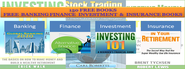 Free Banking Finance Investment Insurance Books Everything You