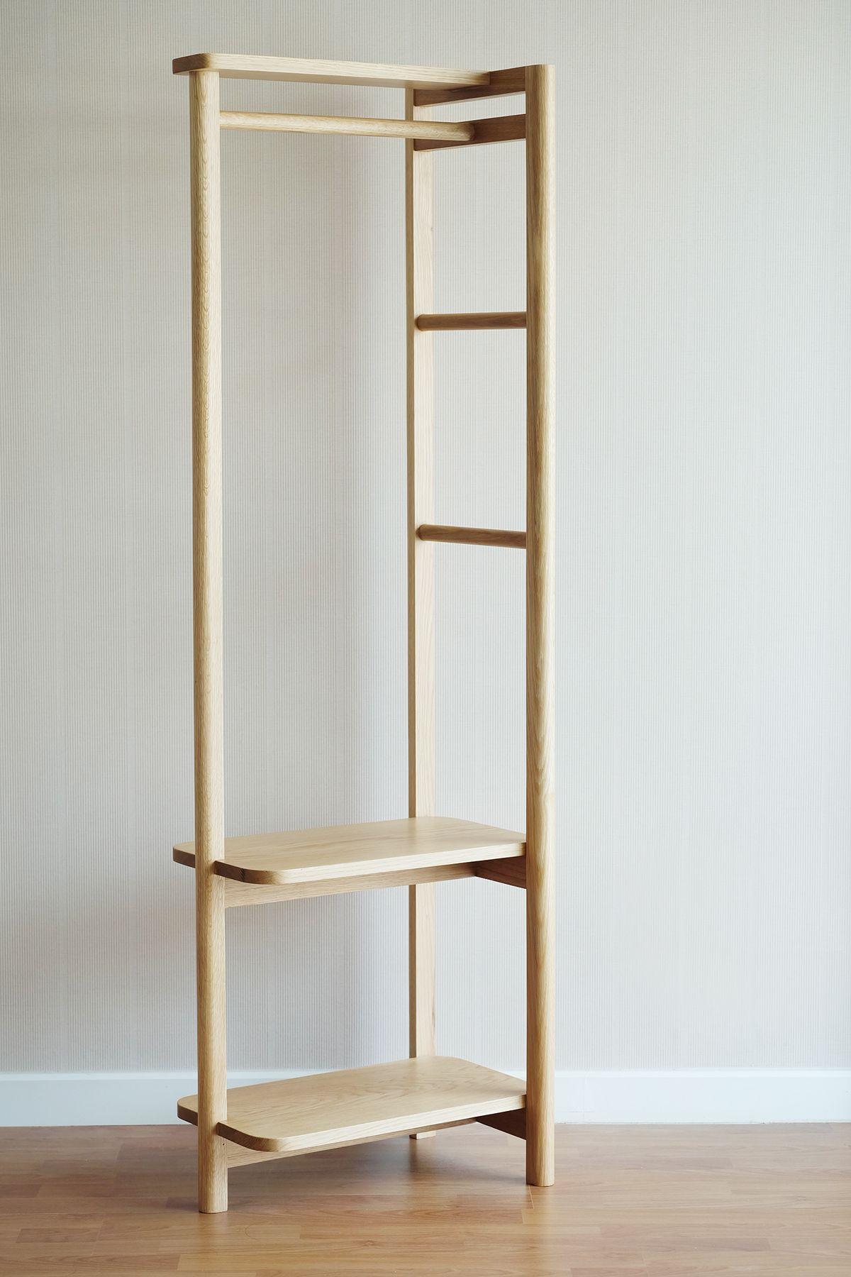 KITT Coat Stand is part of Furniture - KITT coat stand  Designed for KILTT in 2015
