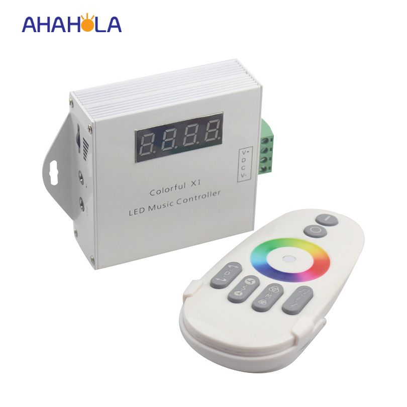 colorful x1 rf touch panel control lpd 6803 rgb led strip