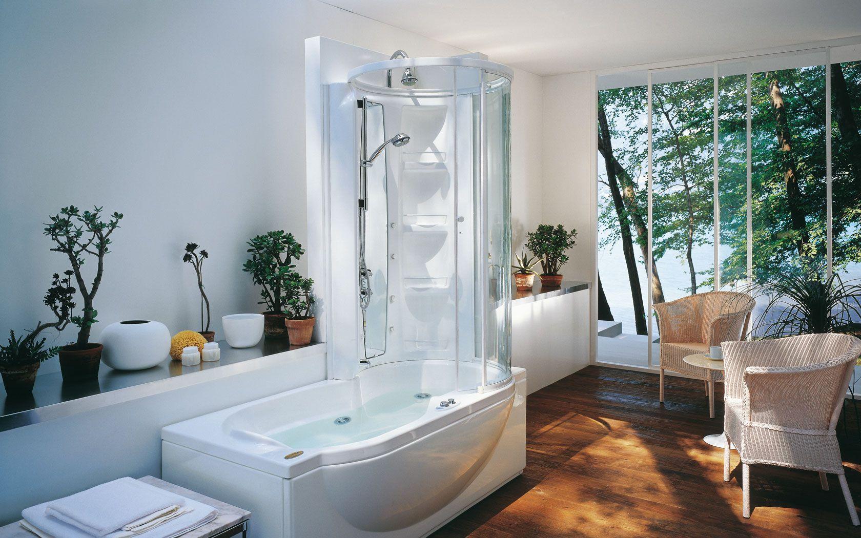 Amea twin premium - Jacuzzi Shower/ Tub Combo   Bathing Room Project ...