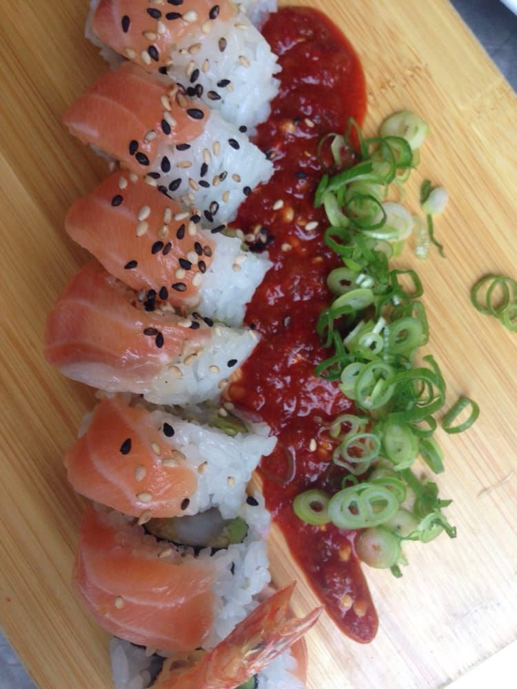 Nama Sushi Bar Knoxville Tn The Atlantic Roll