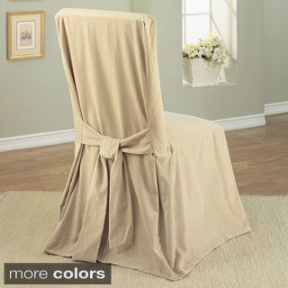 One Piece Chair Slipcovers - Overstock™ Shopping - The Best Prices ...
