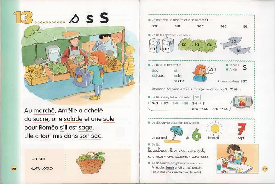 Amelie Et Romeo Mon Premier Livre De Lecture موارد المعلم French Kids Learn French Education