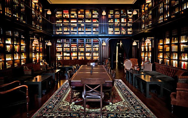Image result for Library Bar, NoMad Hotel nyc