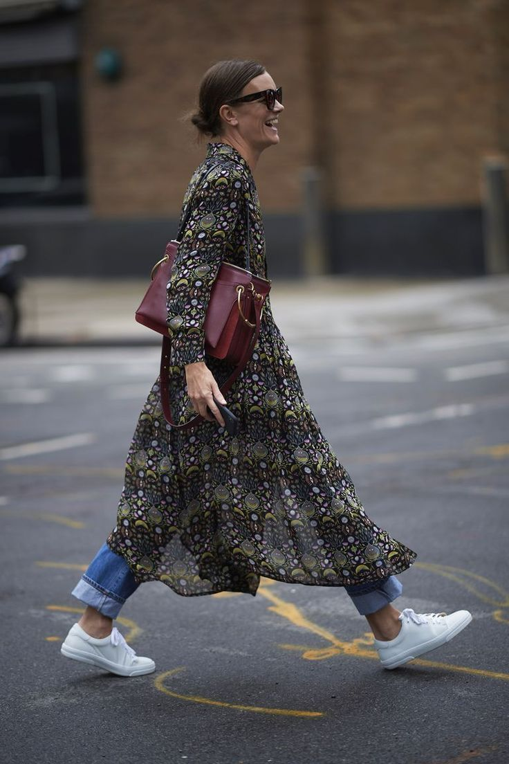 Photo of Fashion and Street Style Mailänder Modewoche # MFW September 2018