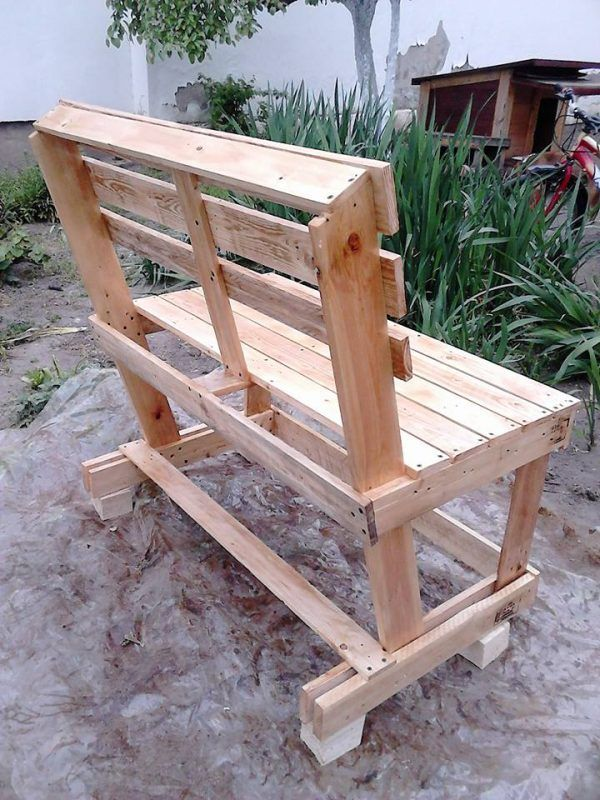 Garden Furniture from Pallets Benches   Chairs. Garden Furniture from Pallets   Pallet Ideas   Gardens  Pallet
