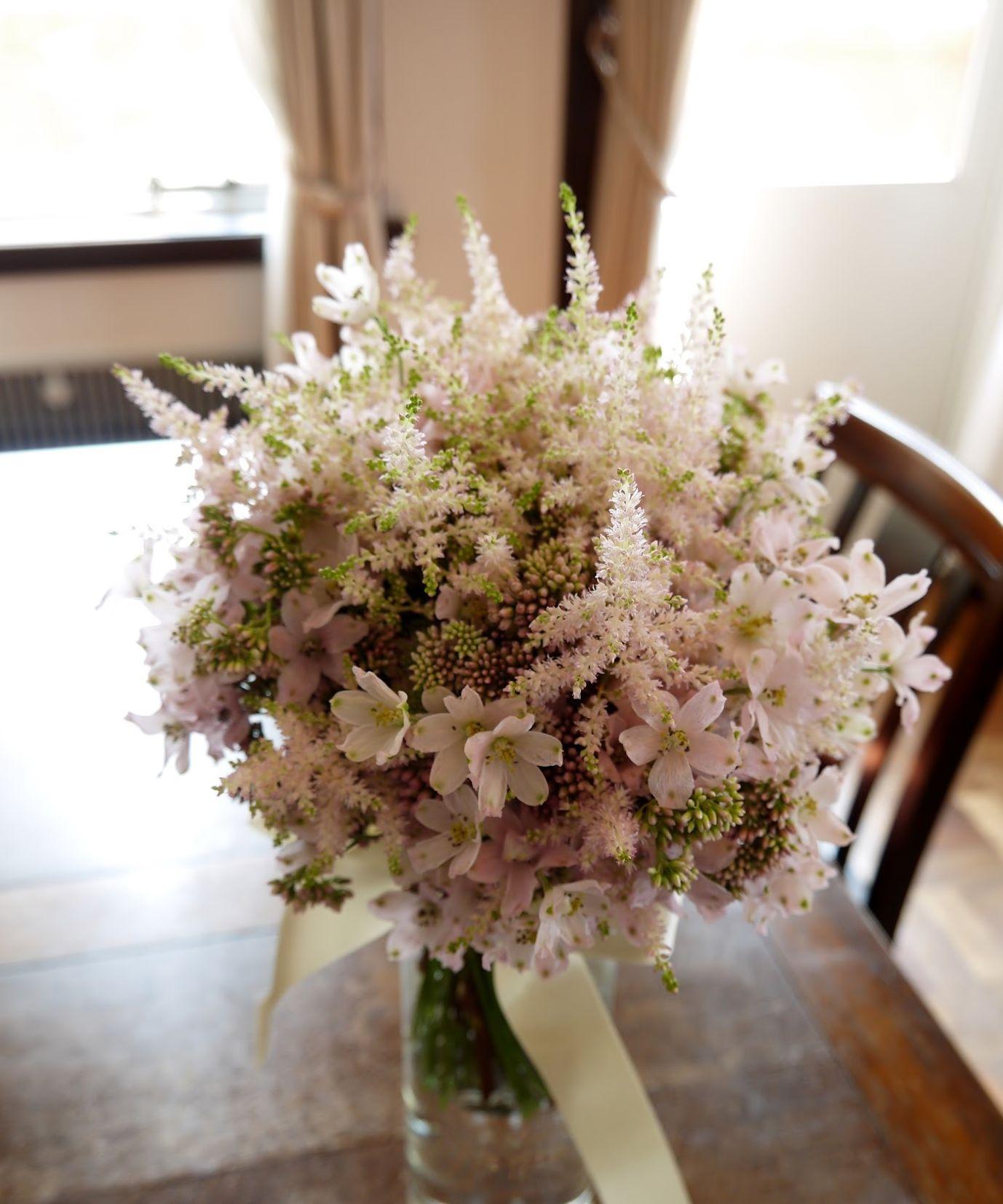# Vress et Rose # Wedding # pink #smoky pink # Round # bouquet #clutch bouquet # natural # Flower # Bridal # ブレスエットロゼ #ウエディング# ピンク #スモーキーピンク  #シンプル # ブーケ #クラッチブーケ # ナチュラル# 花 #ダリア# ブライダル#結婚式