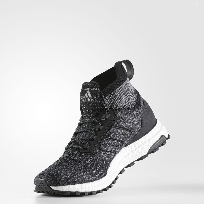 adidas Ultra Boost ATR Mid Oreo | Schöne schuhe, Socken und