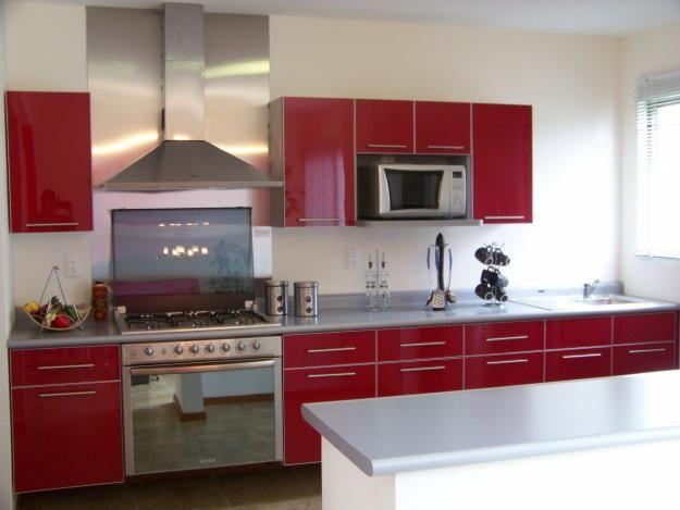 Cocinas integrales cocinas pinterest cocinas for Disenos cocinas integrales
