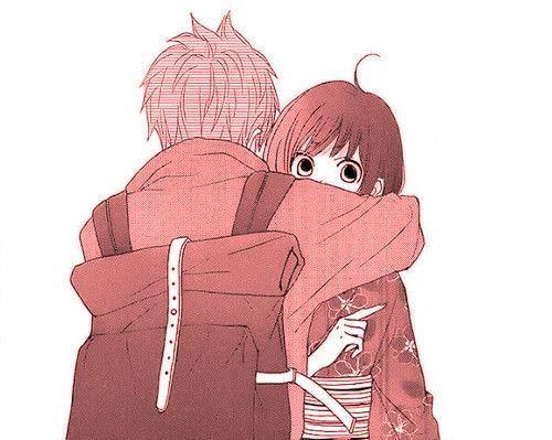 Aesthetic Anime Art Boy Cute Girl Illustration Love Manga Pink Red S Anime Love Anime Boy Aesthetic Anime