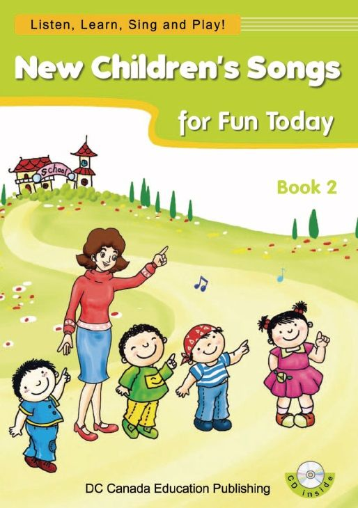New Children\u0027s Songs - Book 2 Music Books Pinterest School