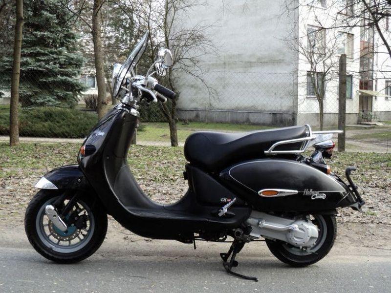 apriliahabanamojito125 Mobility Pinterest Scooters
