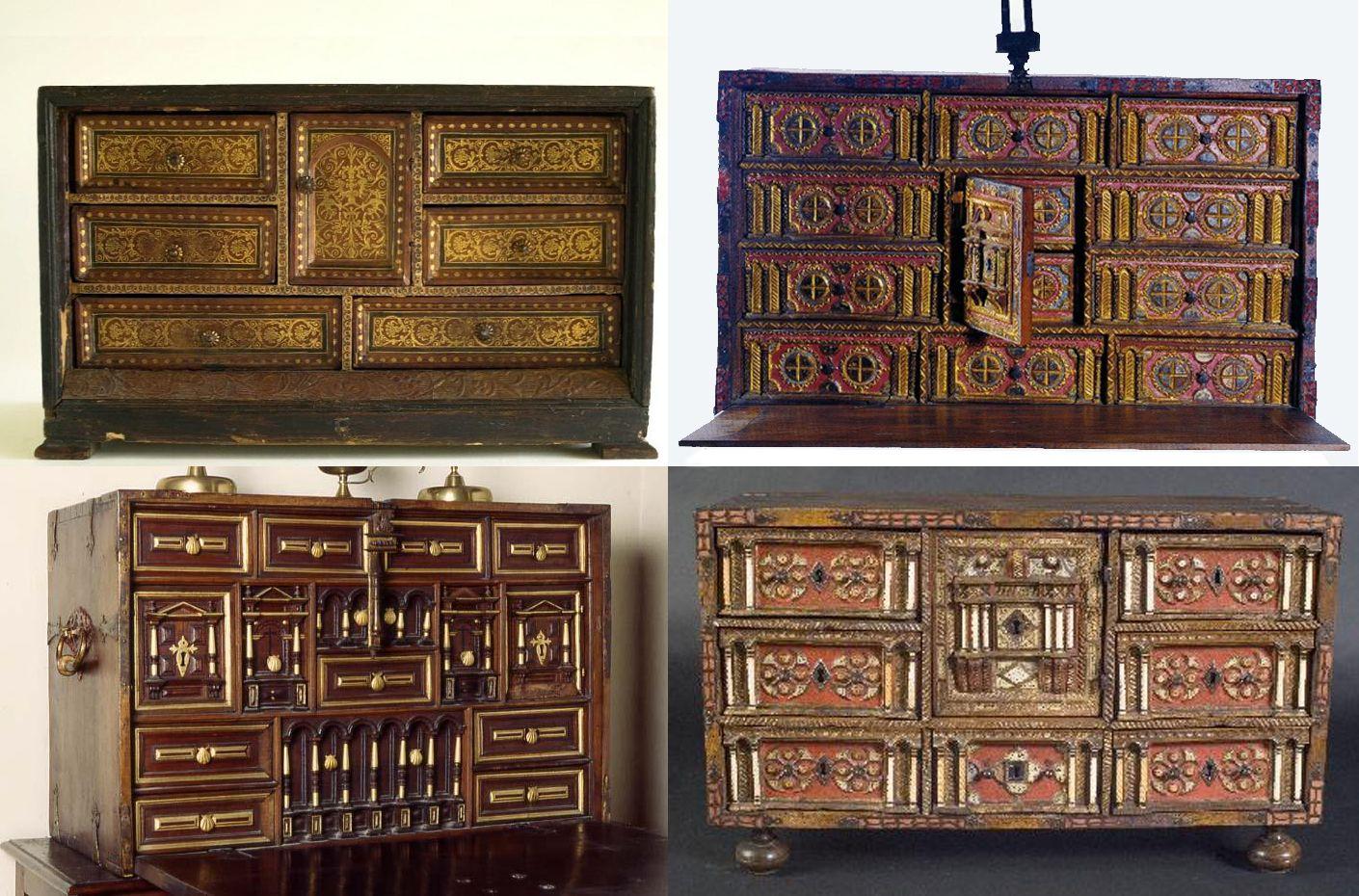 Muebles G Tico Del Siglo 15 Google Search Gothic Renaissance  # Muebles Mudejar