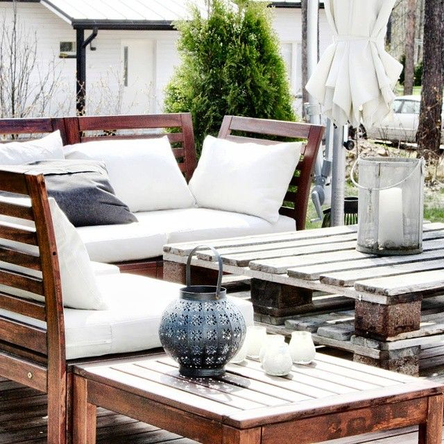 pplar ikea patio s k p google outdoor space pinterest balkon dachterrassen und. Black Bedroom Furniture Sets. Home Design Ideas