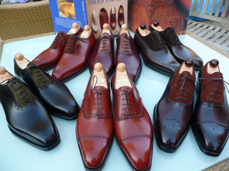 Laszlo VASS - 6 pairs of MTO shoes - K
