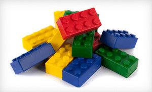 Groupon - $22 for a 36-Piece Primary Pack of Soft Blocks Children's Building Blocks ($39.99 List Price) in Online Deal. Groupon deal price: $22.00