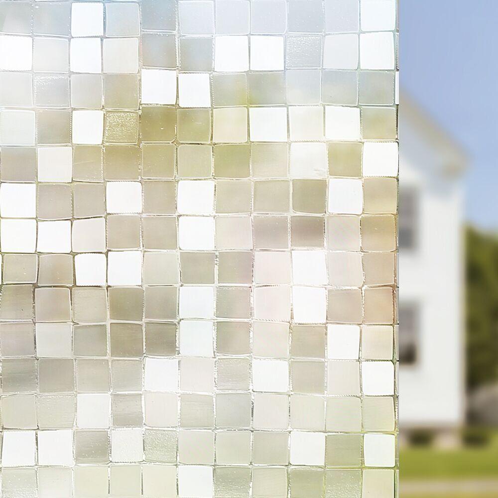 Amazon Rabbitgoo 窓 めかくしシート ガラス 窓用 フィルム 目隠し