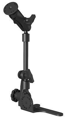 RAM-316-HD-202U RAM POD HD No-Drill Universal Mount w/ Double-Socket Arm & Base