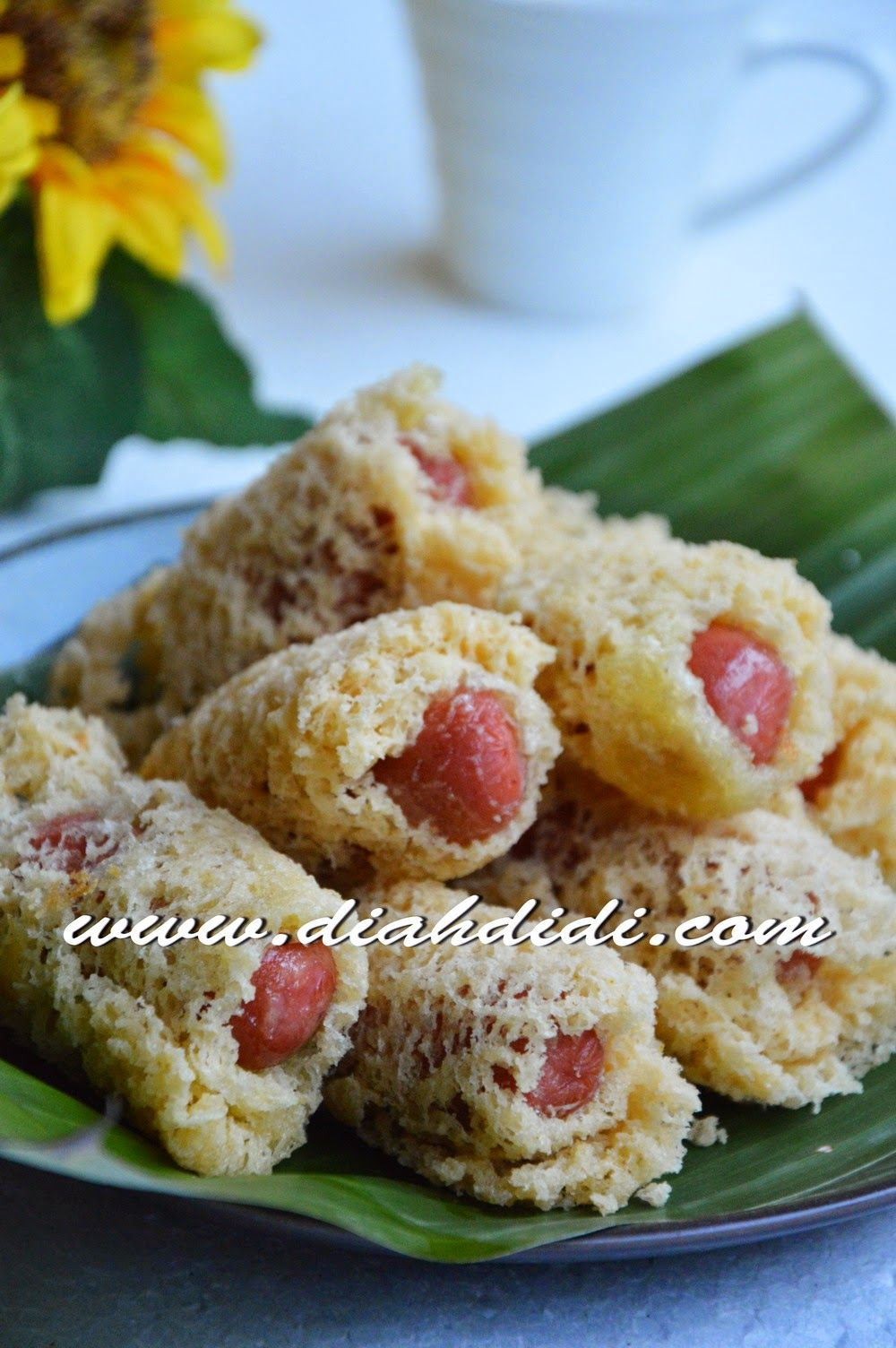 Diah Didi S Kitchen Sosis Kremes Resep Masakan Ide Makanan Resep Makanan