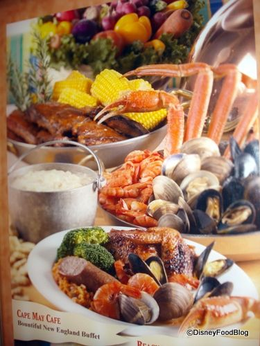 Cape May Cafe Dinner Buffet And Seafood Steamer I Am Not