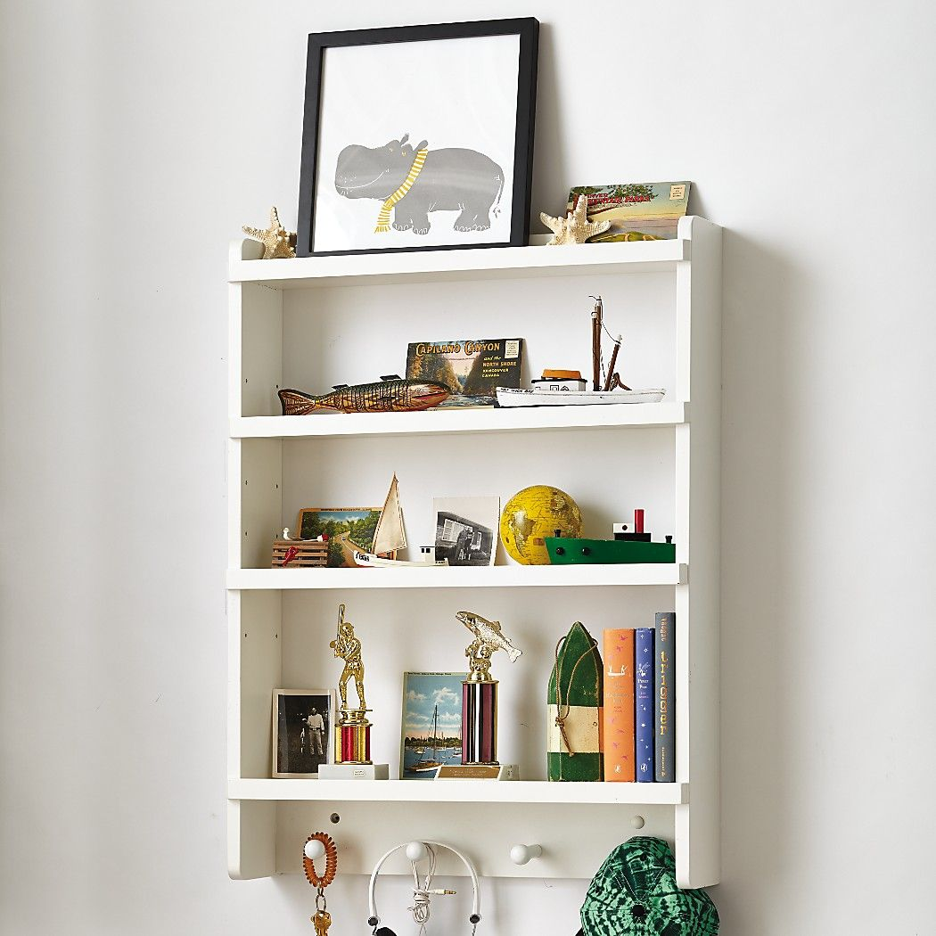 Modern Wall shelf Also comes in gray