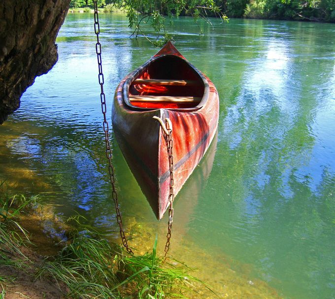"Photo ""FloatingBoat."" by natasaG Travel photography"