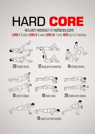 Hardcore Workout Intro 400x566