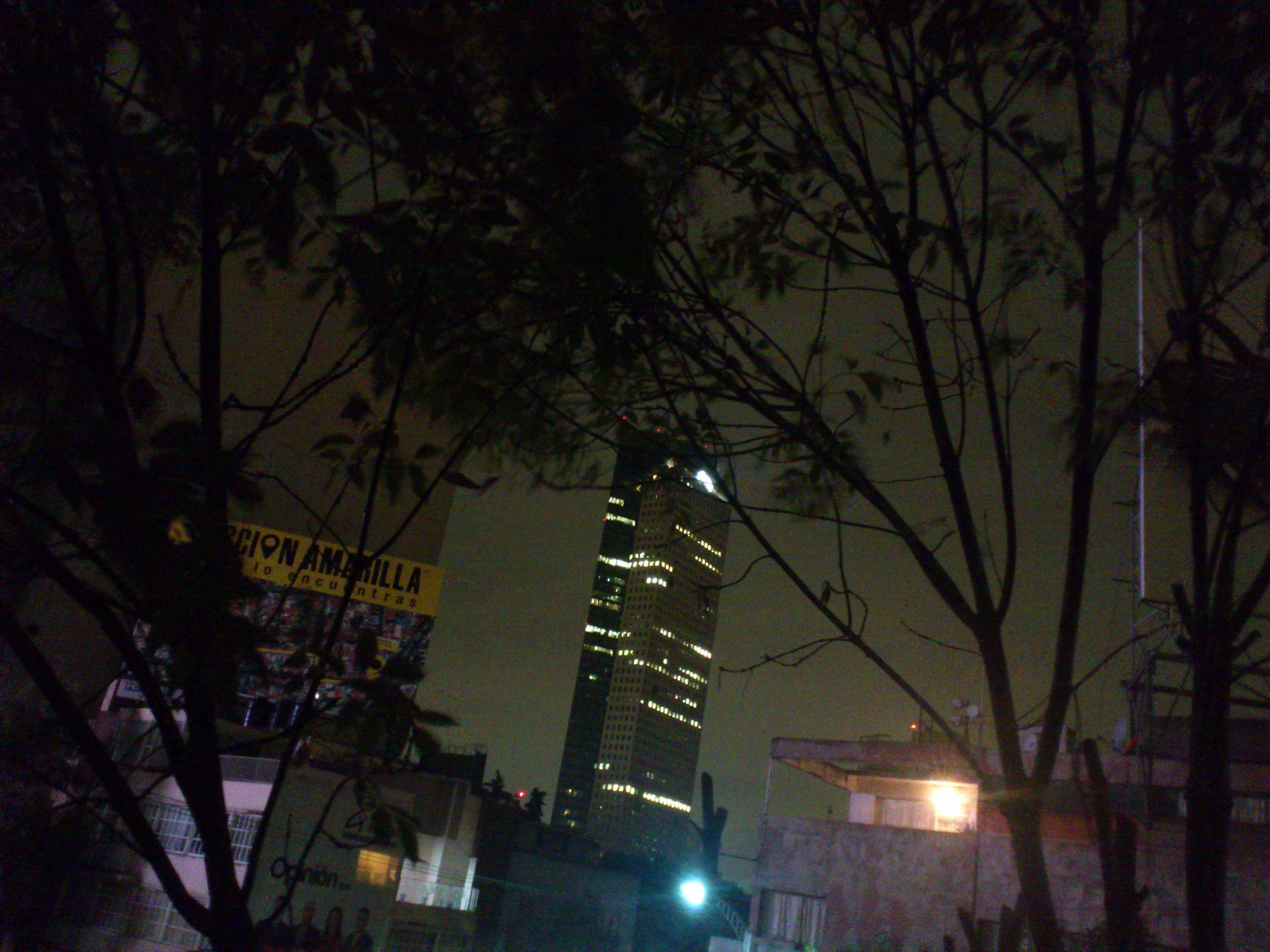 Torre Mayor. Paseo de la Reforma. México, D.F.