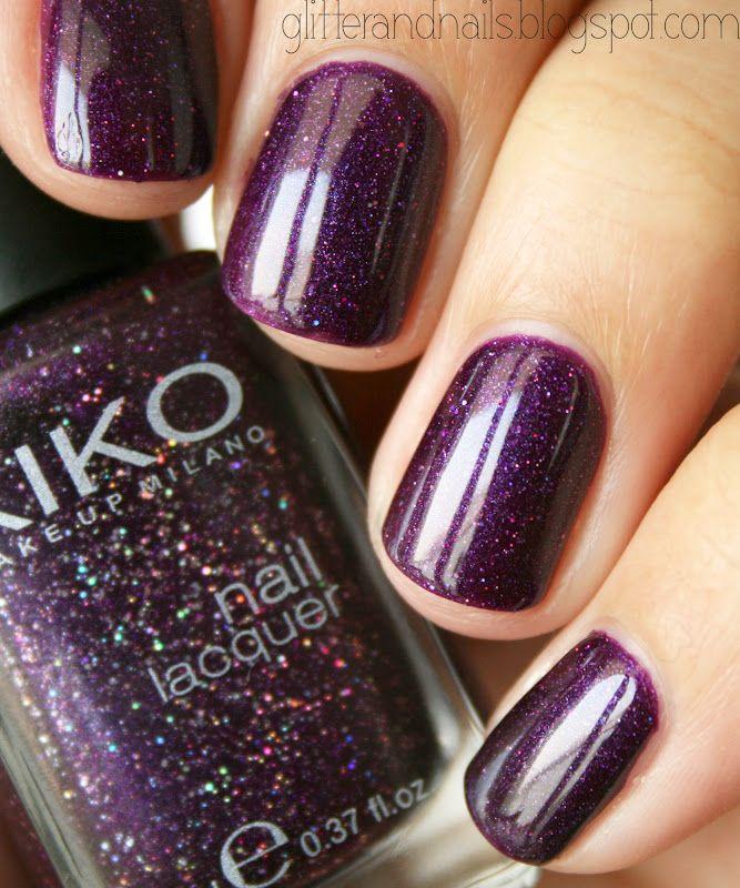 Attention Merveille : Kiko 255 | Esmalte, Manicuras y Belleza