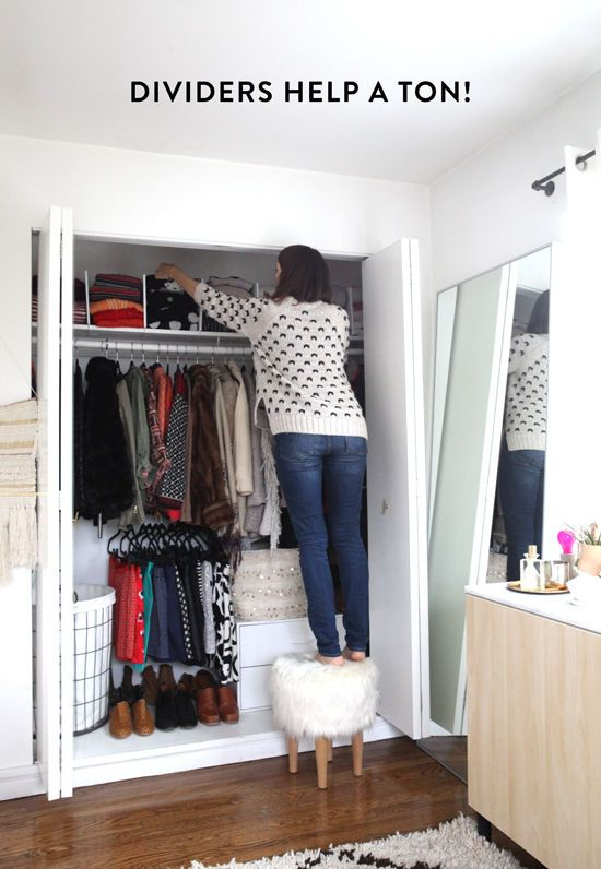 Professional Organizer // Storage Optimizing // Closet Organizing