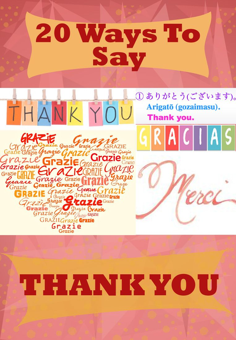 Cheap And Cheerful 20 Different Ways Of Saying Thank You Thank You Gifts Budget Friendly Gift Quick Diy Gifts