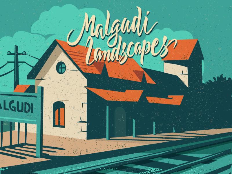 Stories+book malgudi days