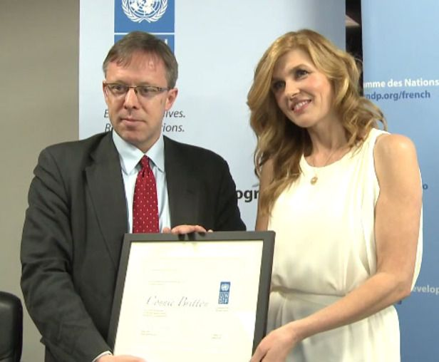Connie Britton Named Goodwill Ambassador by the UN