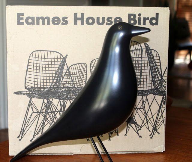 Vitra Eames house bird Eames house bird, Birds, Vintage